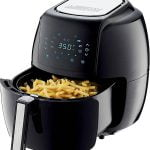 GoWISE USA 1700 Watt Power Air Fryer Oven Full View
